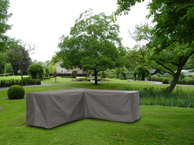 Distri-Cover hoezen Distri-Cover loungesethoes L-hoek, afm. 215/85 x 215/85 x 75 cm