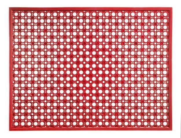 MD-Entree deurmatten Deurmat Lizzy, afm. 48 x 62 cm, strawberry