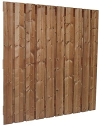 Tuinscherm, 22-planks, afm. 180 x 180 cm, modiwood