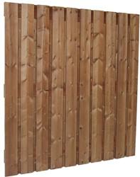 Tuinscherm, 22-planks, afm. 180 x 180 cm, modiwood