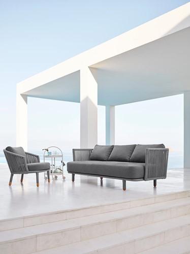 Cane-line lounge stoel Moments-3