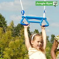 Jungle Gym Monkey bar kit, blauw kunststof
