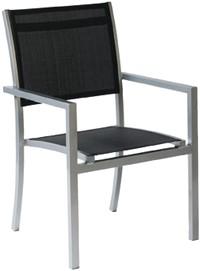 moon dining fauteuil platinum