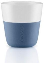 Eva Solo Espresso koffiemok, inhoud 80 ml, moonlight blue, per 2 st.