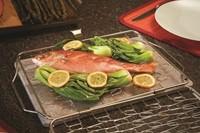 Napoleon flexibele rvs grillmand voor vis, groente, etc.-3