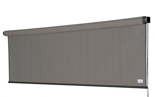 Nesling Coolfit rolgordijn, afm. 0,98 x 2,4 m, antraciet-1