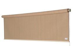 Nesling Coolfit rolgordijn, afm. 2,48 x 2,4 m, Gebroken wit