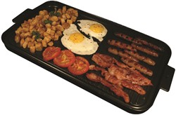 grillplaat 48,2x26,6 cm