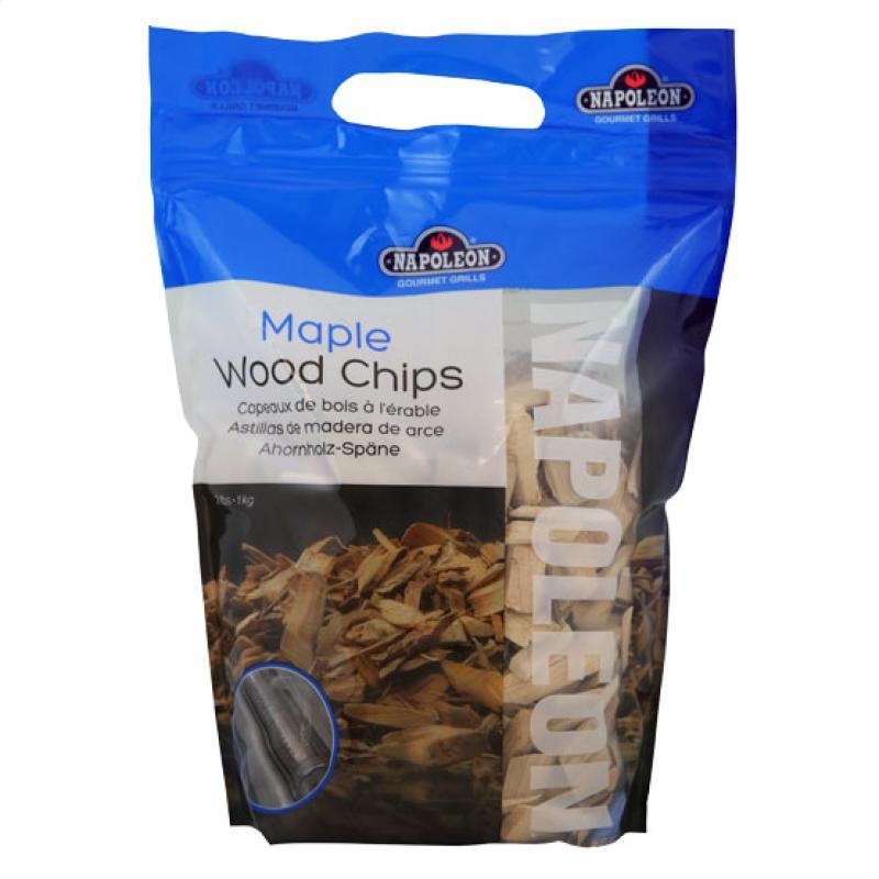 Napoleon barbecues Napoleon maple wood chips