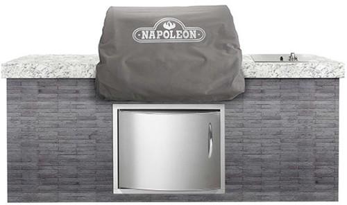 Beschermhoes voor Napoleon inbouwbarbecue BIPRO665