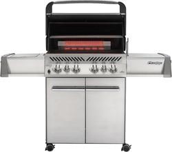 Napoleon Prestige gasbarbecue, P500RSIBPSS, rvs