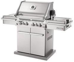 Napoleon Prestige gasbarbecue PRO500RSIBPSS, rvs