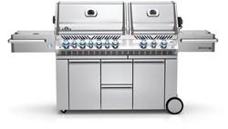 Napoleon Prestige gasbarbecue PRO825RSBIPSS, rvs
