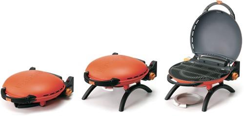 Napoleon TravelQ draagbare tafelbarbecue, oranje