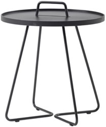 Cane-Line On-the-move tafel, small,  black