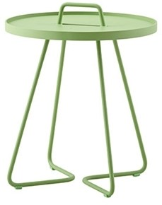 Cane-Line On-the-move tafel, small,  green, showmodel