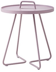 Cane-Line On-the-move tafel, small, lavendel