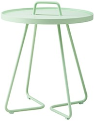 Cane-Line On-the-move tafel, small, mint