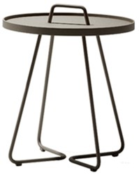 Cane-Line On-the-move tafel, small, taupe