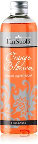 Sauna opgietmiddel, orange blossom, fles 250 ml