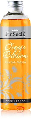 Badparfum orange blossom, fles 250 ml
