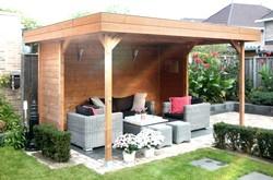 Tuinhuis,carport en overkapping