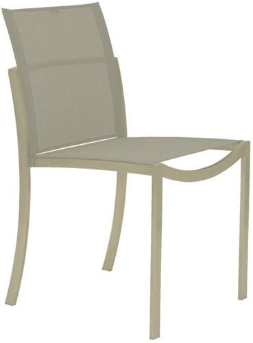 Royal Botania O-zon stoel zonder armleuningen - Zand