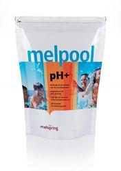 pH+, voor verhogen van  pH-waarde van water in jacuzzi, 2 kg