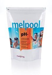 pH-, voor verlagen van pH-waarde van water in jacuzzi, 2 kg