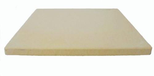 Burni pizzasteen, afm. 40 x 45 x 1,5 cm, voor terrashaard Burni Arvid en Burni Stig , cordierite