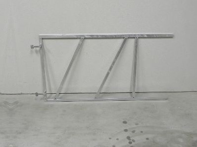 poortframe, afm. 150 x 80 cm (b x h)