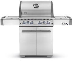 Napoleon gasbarbecue LEX485RSIBPSS-1, rvs