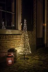 """Kerstboom """"Santas Tree XXL"""" Copper, hoogte 100 cm, 250 LED's"""