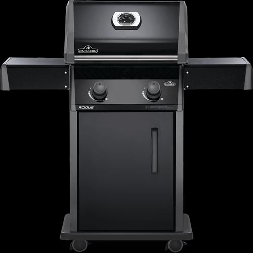 Napoleon Rogue 365-1 gasbarbecue, all black