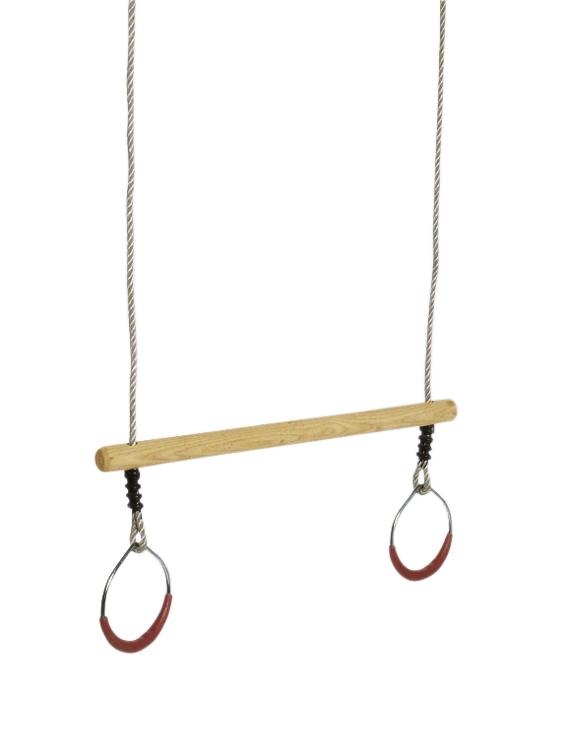 Kühlkamp Ringen/trapeze voor aan schommel