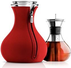 Eva Solo theemaker, inhoud 1,0 liter, rood