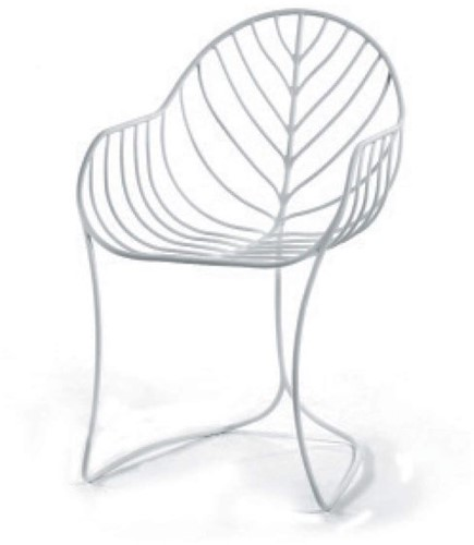 Royal Botania Folia stoel