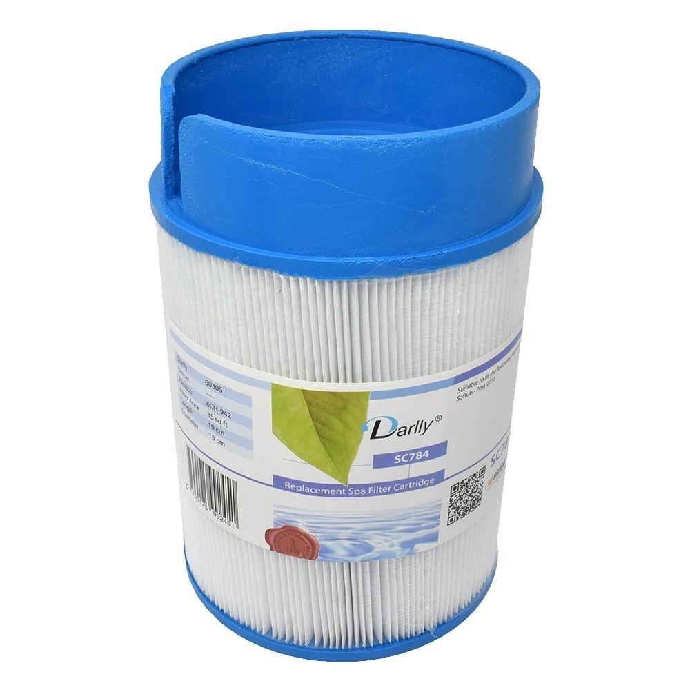 Darlly filters Darlly spa filter voor hot tub, type SC784, afm. 35ft2. (60305)