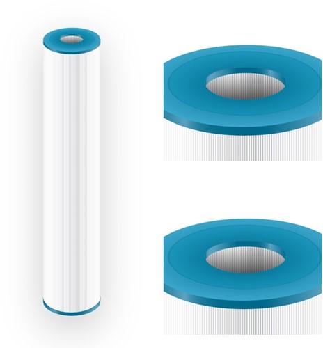 Darlly spa filter voor jacuzzi, type SC792, diam. 13 cm, lengte 60 cm-2