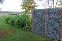 Steenkorf, afm.  120 x 180 x 10 cm-2