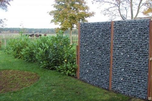 Steenkorf, afm.  120 x 180 x 10 cm