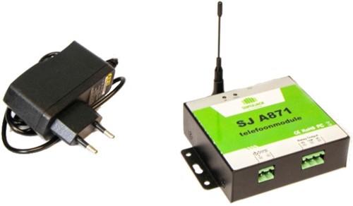 SuperJack telefoonmodule, inclusief SIM-kaart