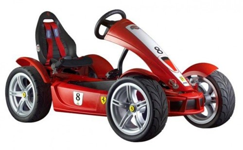 BERG skelter Ferrari FXX Exclusive, SHOWMODEL