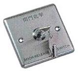 SuperJack sleutelschakelaar, inbouw