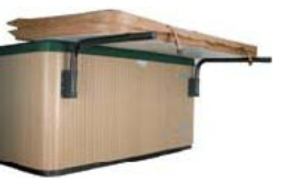 Beachcomber Hot Tubs Slide n Store
