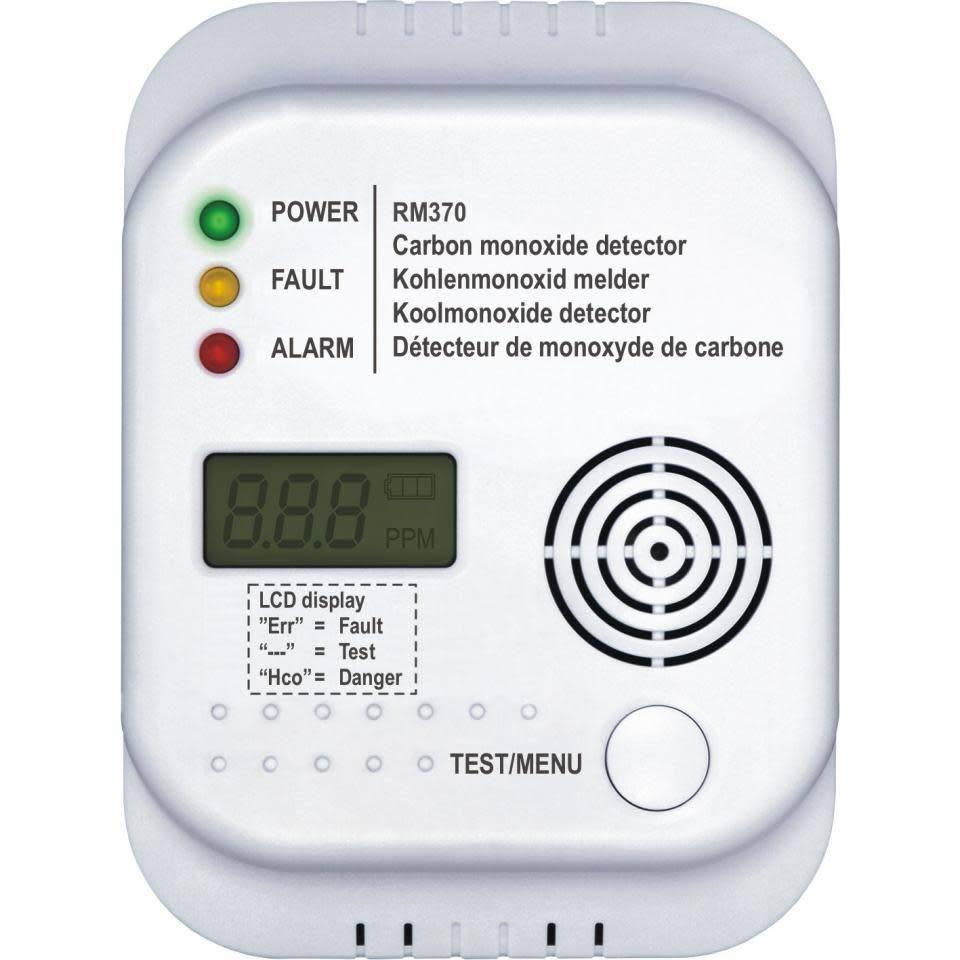 Smartwares, veiligheid in huis Koolmonoxide detector