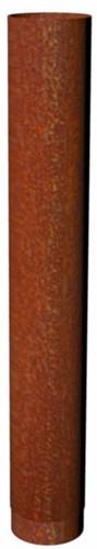 Smoke Flue 154x1000mm Corten