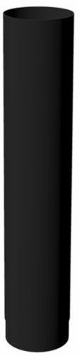 Smoke Flue 154x750mm 9005