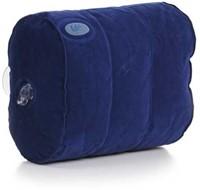 Spa pillow, opblaasbaar hoofdkussen met zuignappen-1