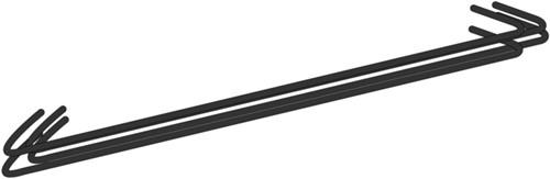 Spananker, afm. 12,3 cm